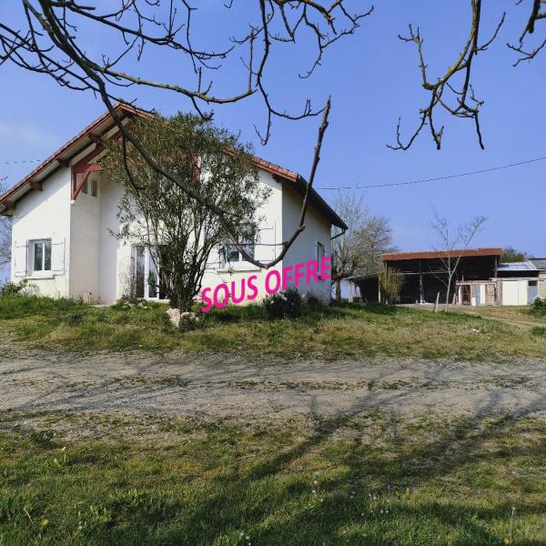 Offres de vente Maison Saint-Sever 40500